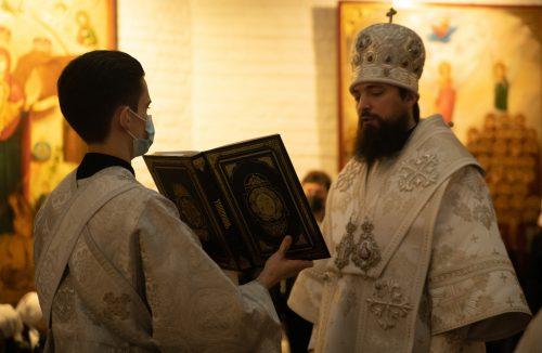 Divine Liturgy on Lazarus Saturday